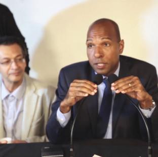 Olivier SERVA député de la Guadeloupe