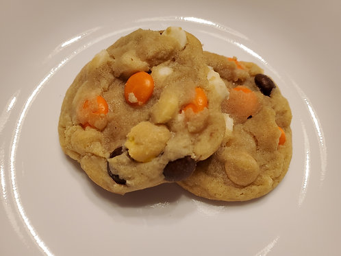 Spooktacular Chip Cookies