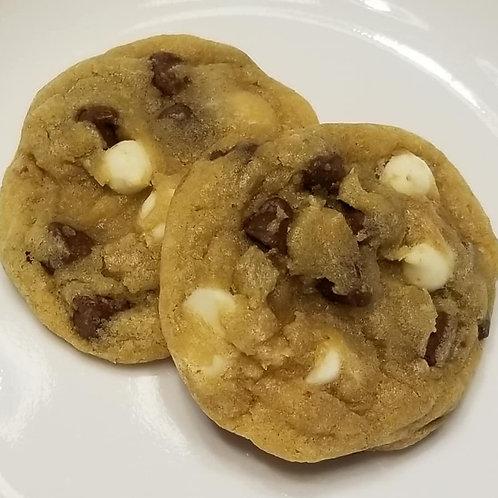 Chocolate Chip Vanilla Chip Blondie