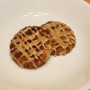 Cinnamon Iced Cinnamon Chip Snickerdoodle