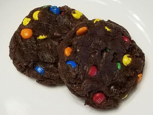 SR Chocolate Chocolate Chip M&Ms