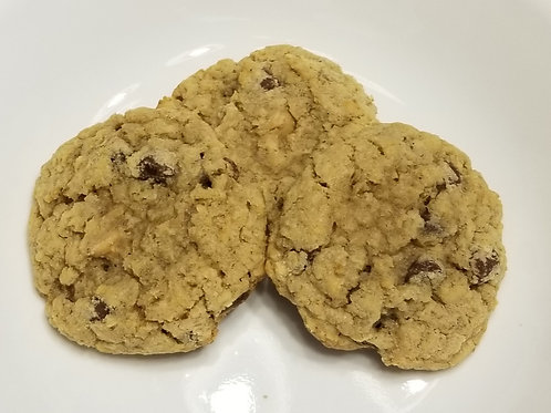 Oatmeal Chocolate Chip Peanut Butter Chip
