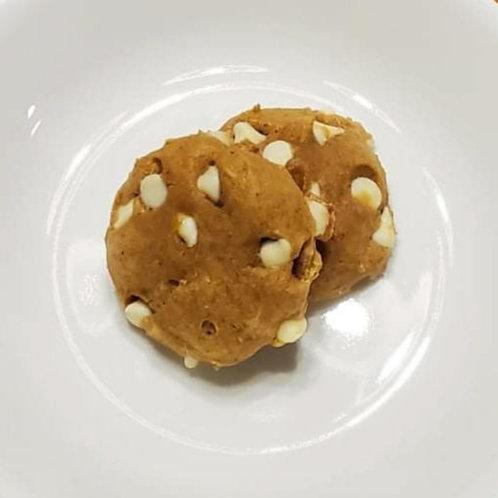 Vanilla Chip Pumpkin Muffin Top