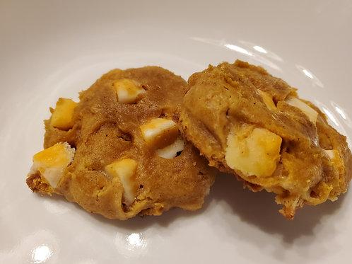 Pumpkin Spice Chip Pumpkin Muffin Tops