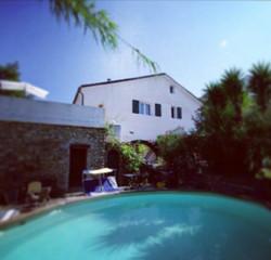 Haus in Ligurien