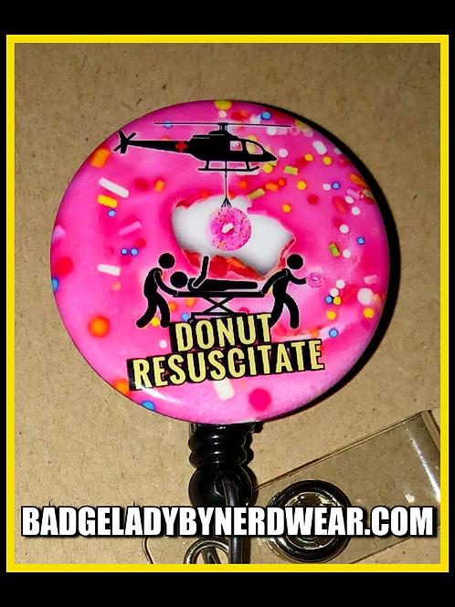 Donut Resuscitate