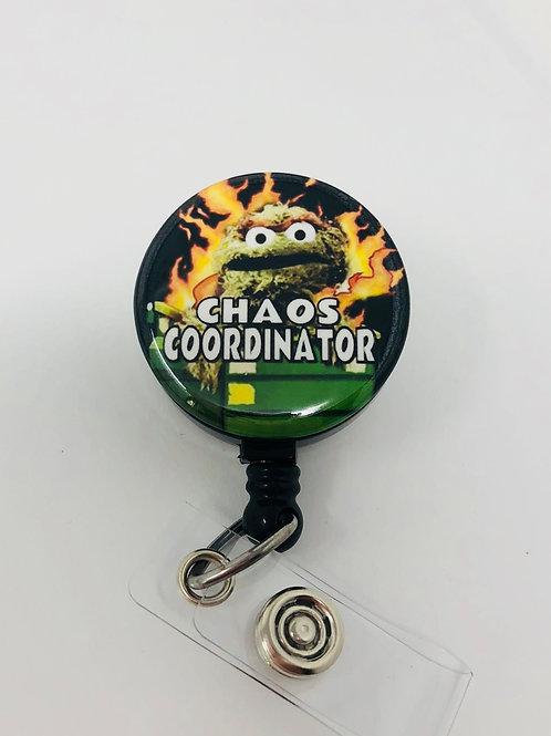 Chaos Coordinator - Oscar Dumpster Fire
