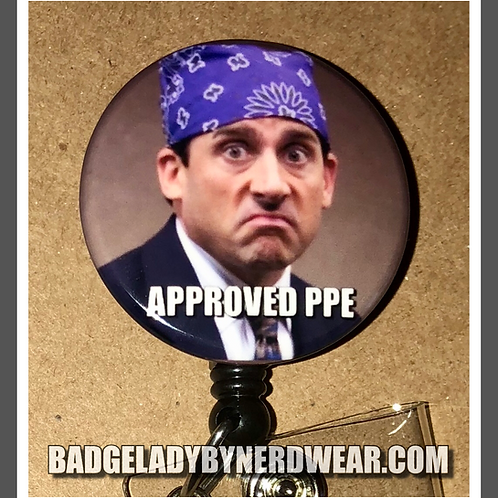 PPE Mike