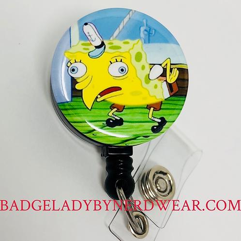 Silly Spongebob