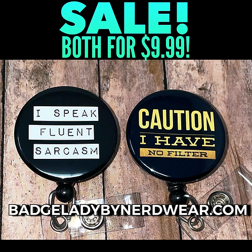2 for 1 Sale!