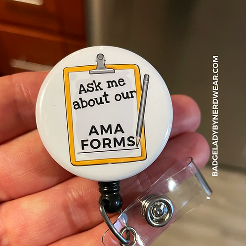 AMA Forms
