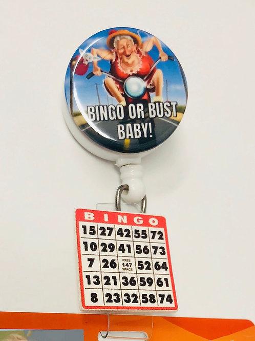 Bingo or Bust Baby!