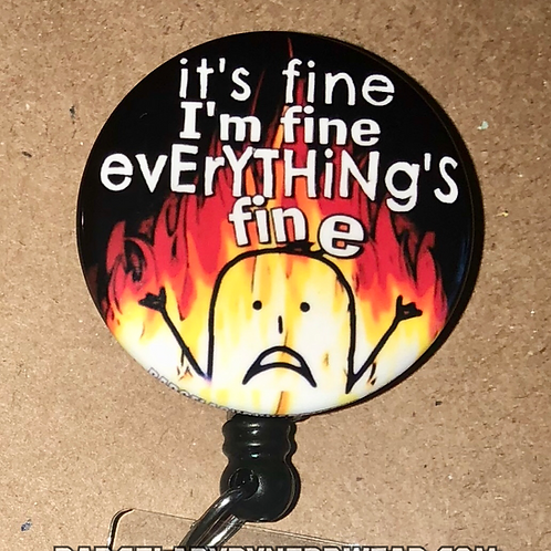 Everything's Fine!