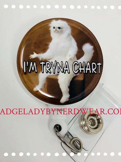 I'm Tryna Chart!!