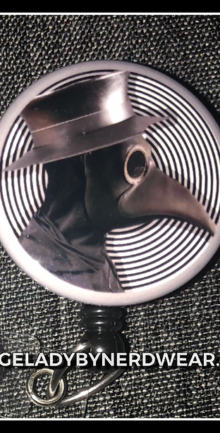 Plague Doctor Bird Mask