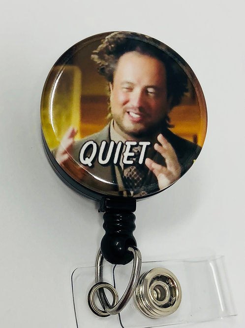 """Quiet"" (Ancient Aliens)"