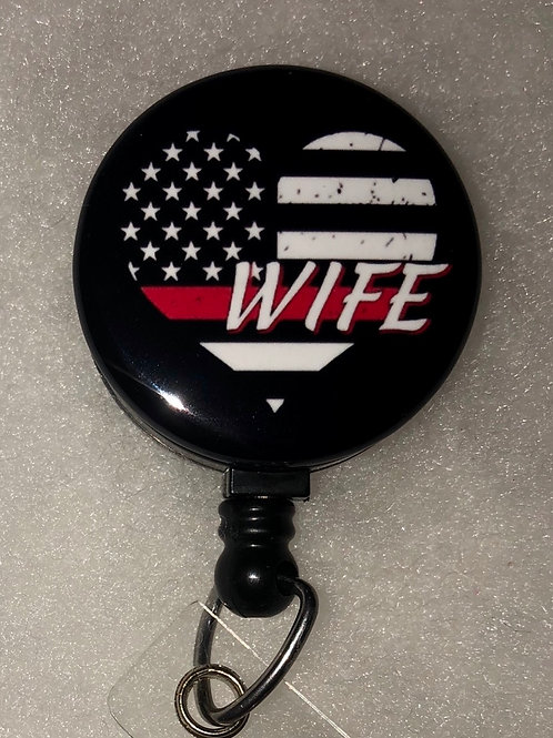 Red Wife Heart