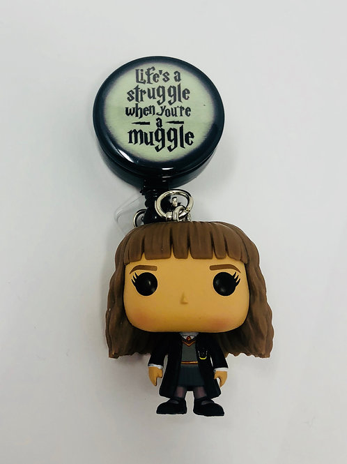 Hermione - Muggle Struggle