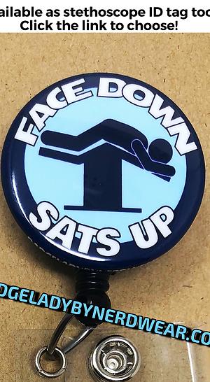 Face Down Sats Up