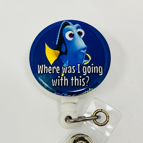 Dory - Where Was I Going?