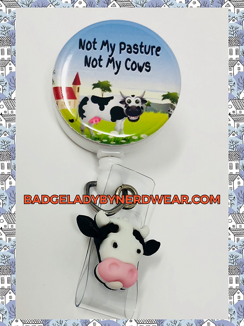 Not My Cows