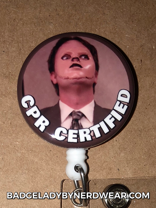 The Office - CPR Certified