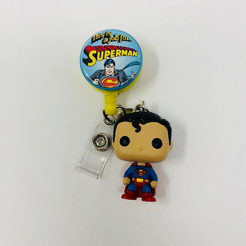 Job for Superman, with attachment