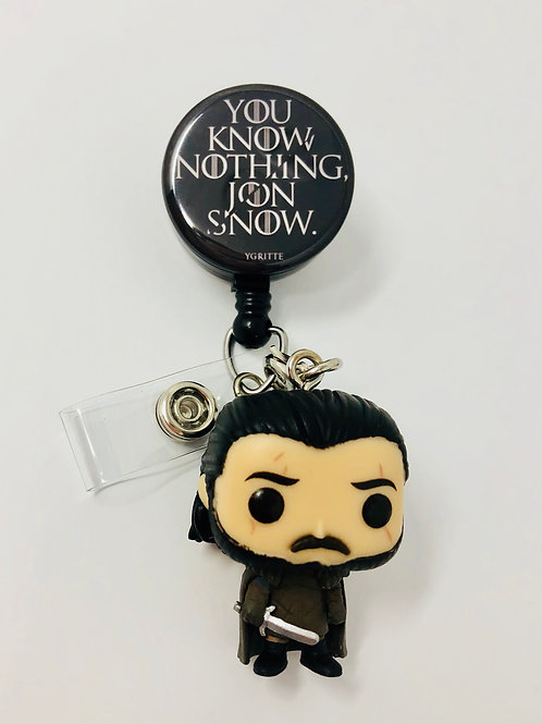 You Know Nothing with Mini Snow