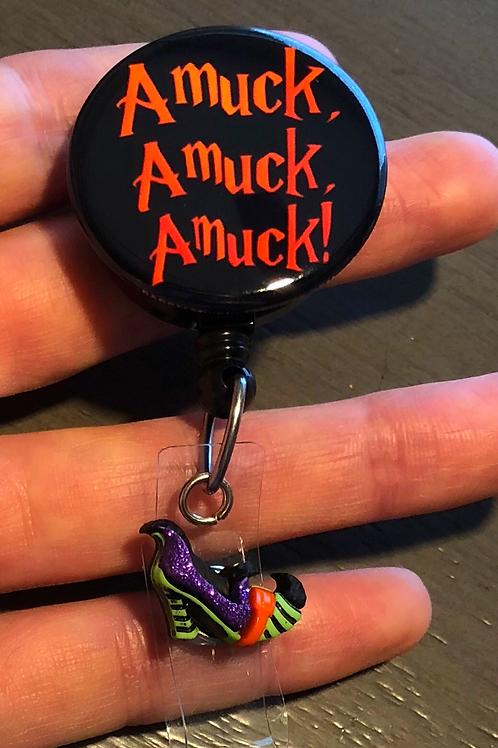 Amuck Amuck Amuck!