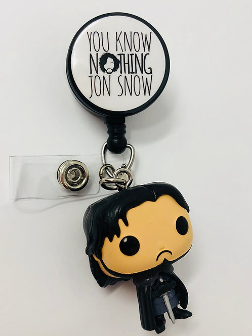 Know Nothing with Mini Snow