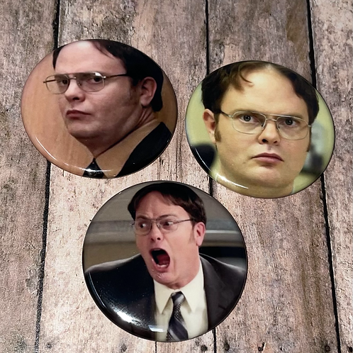 Choose Your Dwight Magnet - The Office