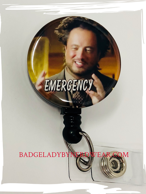 """Emergency"" (Ancient Aliens)"
