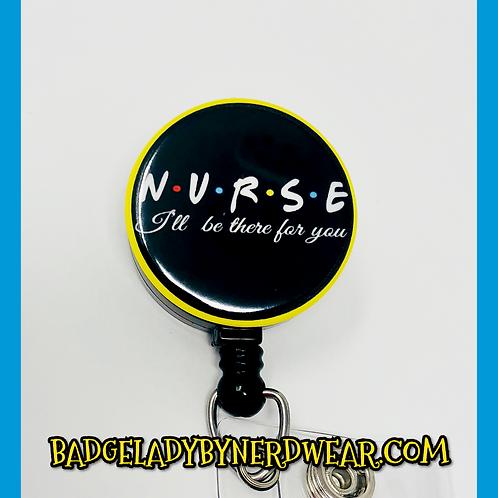 Nurse - Friends Theme