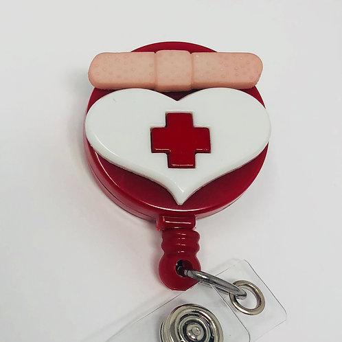 Red Cross Heart
