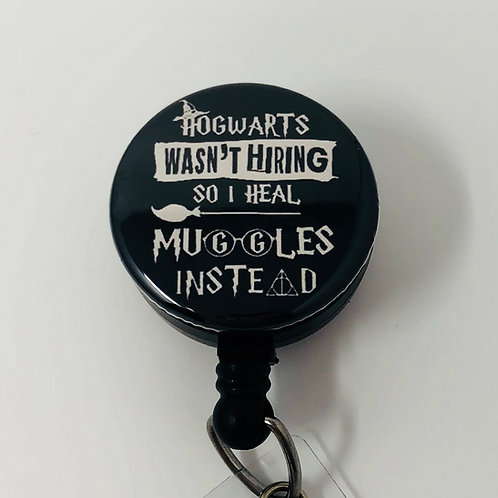 Muggle Healer