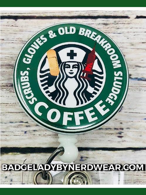 Sludge Coffee Drinker