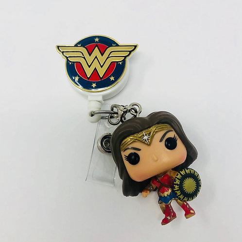Wonder Woman with Figurine