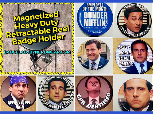 The Office - Interchangeable Magnet Set!