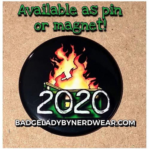 Dumpster Fire 2020