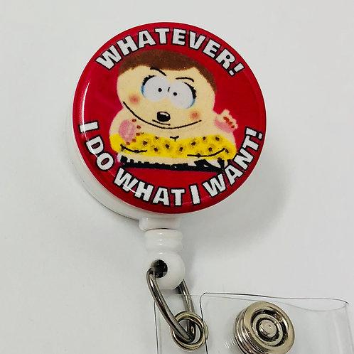 Cartman - Whatever!