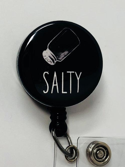 Salty Salt Shaker