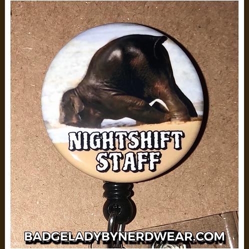 Nightshift Elephant