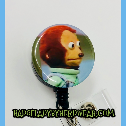 Monkey Puppet - Look Away!