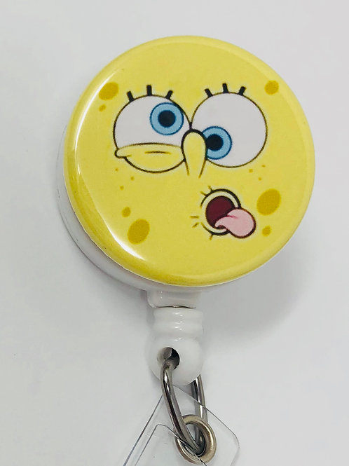 Spongebob Silly Face