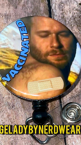 Vaccinated Seth Rogen