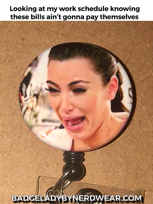 Crying Kim
