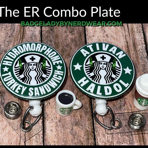 Starbucks ER Menu Items
