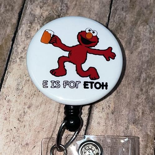 Custom Elmo - ETOH