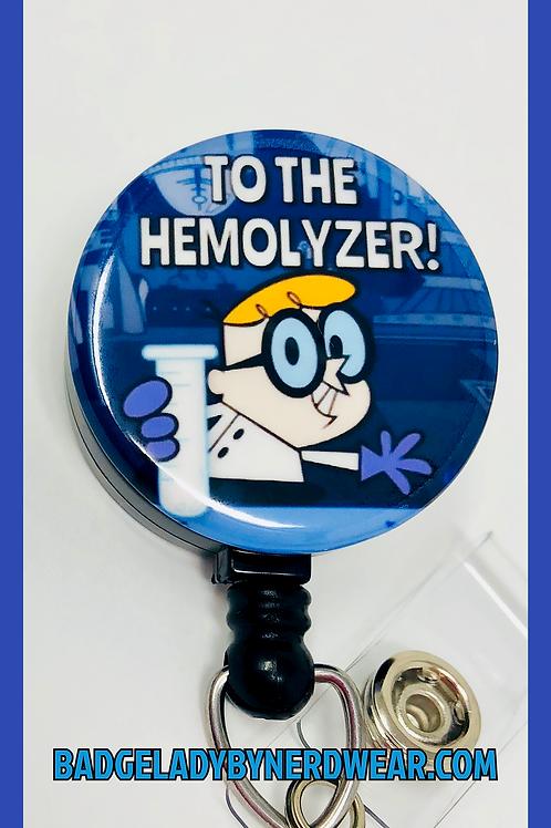 Dexter - To The Hemolyzer!