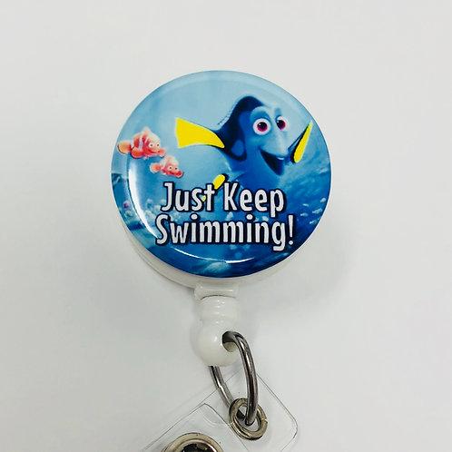Just Keep Swimming!